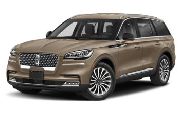2020 Lincoln Aviator - Iced Mocha Metallic