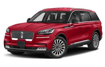 2020 Lincoln Aviator - Red Carpet Metallic Tinted Clearcoat