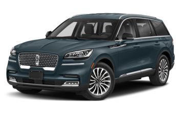 2020 Lincoln Aviator - Blue Diamond Metallic
