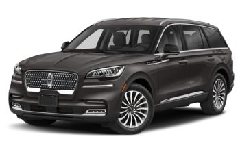 2020 Lincoln Aviator - Magnetic Grey Metallic