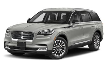 2020 Lincoln Aviator - Silver Radiance Metallic