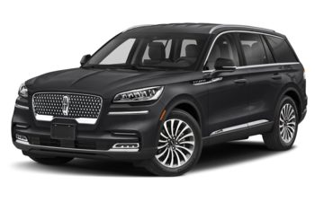 2020 Lincoln Aviator - Infinite Black Metallic