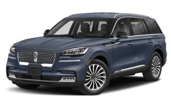2021 Lincoln Aviator - Ocean Drive Blue