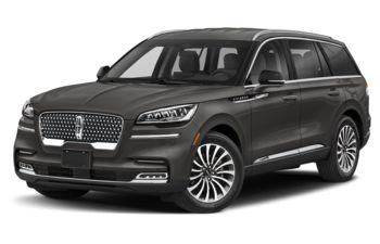 2021 Lincoln Aviator - Asher Grey