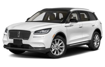 2020 Lincoln Corsair - Pristine White Metallic Tri-Coat