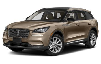 2021 Lincoln Corsair - Iced Mocha