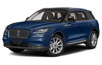 2020 Lincoln Corsair - Artisan Blue Metallic