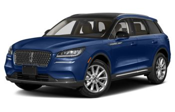 2020 Lincoln Corsair - Flight Blue Clearcoat