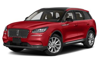 2020 Lincoln Corsair - Red Carpet Metallic Tinted Clearcoat