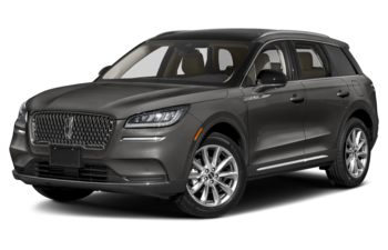 2020 Lincoln Corsair - Magnetic Grey Metallic
