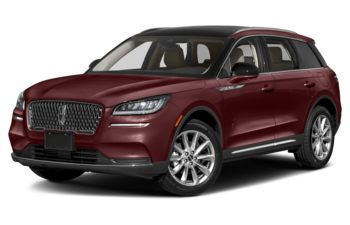 2021 Lincoln Corsair - Burgundy Velvet