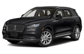 2021 Lincoln Corsair - Infinite Black