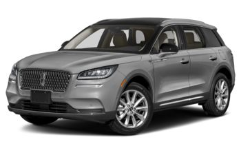 2020 Lincoln Corsair - Ingot Silver Metallic