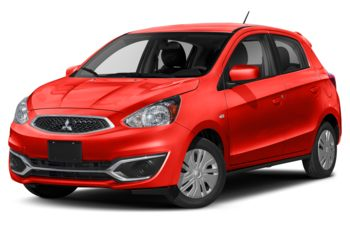 2020 Mitsubishi Mirage - Infrared