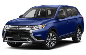2020 Mitsubishi Outlander - Cosmic Blue