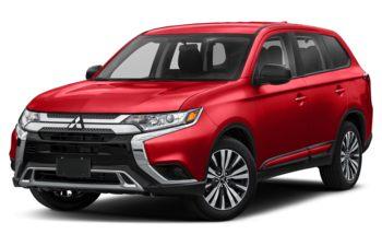 2019 Mitsubishi Outlander - Rally Red