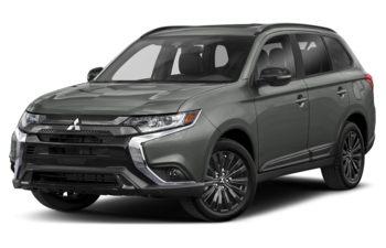 2020 Mitsubishi Outlander - Titanium Grey