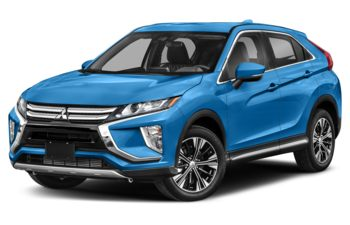 2020 Mitsubishi Eclipse Cross - Octane Blue Pearl