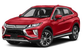 2020 Mitsubishi Eclipse Cross - Red Diamond
