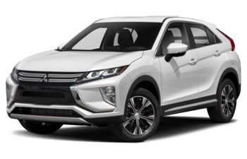 2020 Mitsubishi Eclipse Cross - Pearl White