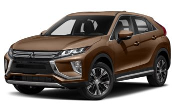 2020 Mitsubishi Eclipse Cross - Bronze Metallic