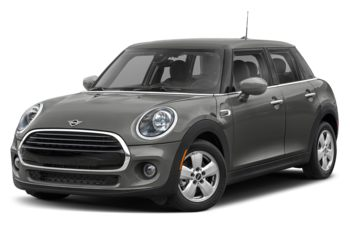 2020 Mini 5 Door - Moonwalk Grey Semi-Metallic