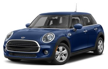2020 Mini 5 Door - Starlight Blue Metallic