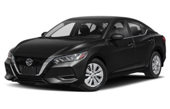 2020 Nissan Sentra - Super Black