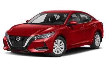 2020 Nissan Sentra - Scarlet Ember Tintcoat