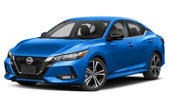2020 Nissan Sentra - Electric Blue Metallic