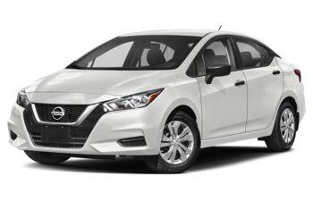 2021 Nissan Versa - Aspen White TriCoat