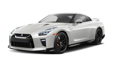 2020 Nissan GT-R Track Edition