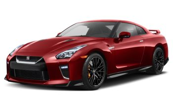 2021 Nissan GT-R - Solid Red