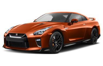 2020 Nissan GT-R - Blaze Metallic