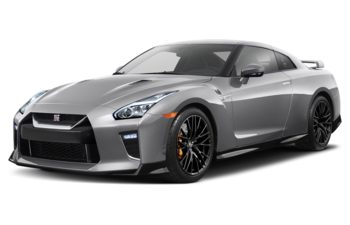 2021 Nissan GT-R - Super Silver Quad Coat Liquid Metallic