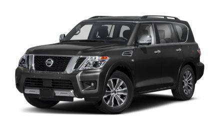 2020 Nissan Armada For Sale In Sudbury Northern Nissan