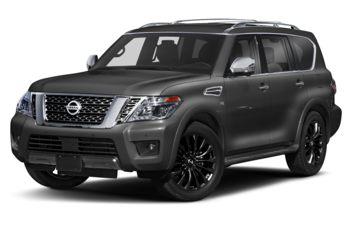 2020 Nissan Armada - Gun Metallic