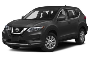 2020 Nissan Rogue - Gun Metallic