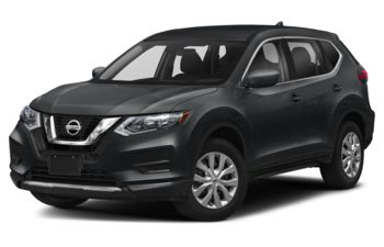2020 Nissan Rogue - Magnetic Black Metallic
