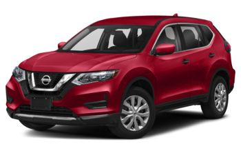 2020 Nissan Rogue - Scarlet Ember Pearl