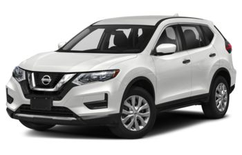 2020 Nissan Rogue - Pearl White