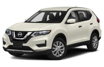 2020 Nissan Rogue - Glacier White