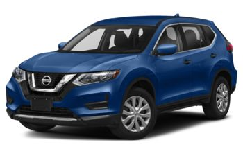 2020 Nissan Rogue - Caspian Blue Metallic