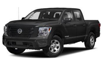 2020 Nissan Titan - Super Black