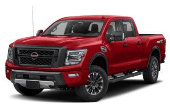 2020 Nissan Titan XD - Red Alert