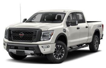 2020 Nissan Titan XD - Glacier White
