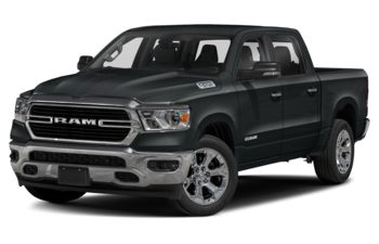2020 RAM 1500 - Maximum Steel Metallic