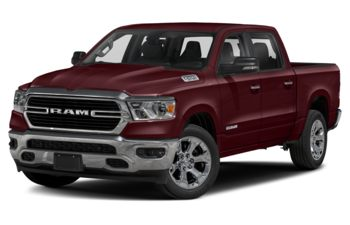 2021 RAM 1500 - Red Pearl