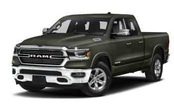 2021 RAM 1500 - Olive Green Pearl