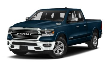 2021 RAM 1500 - Patriot Blue Pearl